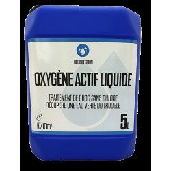 Oxygène actif liquide 5L