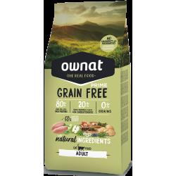 Croquettes Ownat grain free...