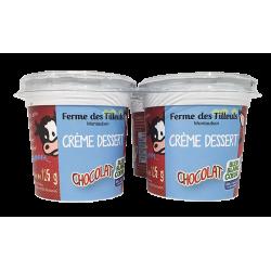 Crème dessert chocolat x4