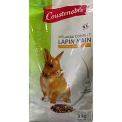 ALIMENT COUSTENOBLE LAPIN...