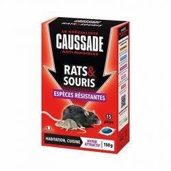 RATS ET SOURIS 150GR