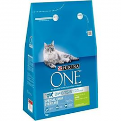 Croquettes Purina One chat...