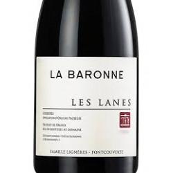 La Baronne Les Lanes rouge...