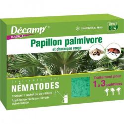 NEMATODES PAPILLON PALMIVORE