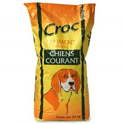 Croquettes Croc chien...
